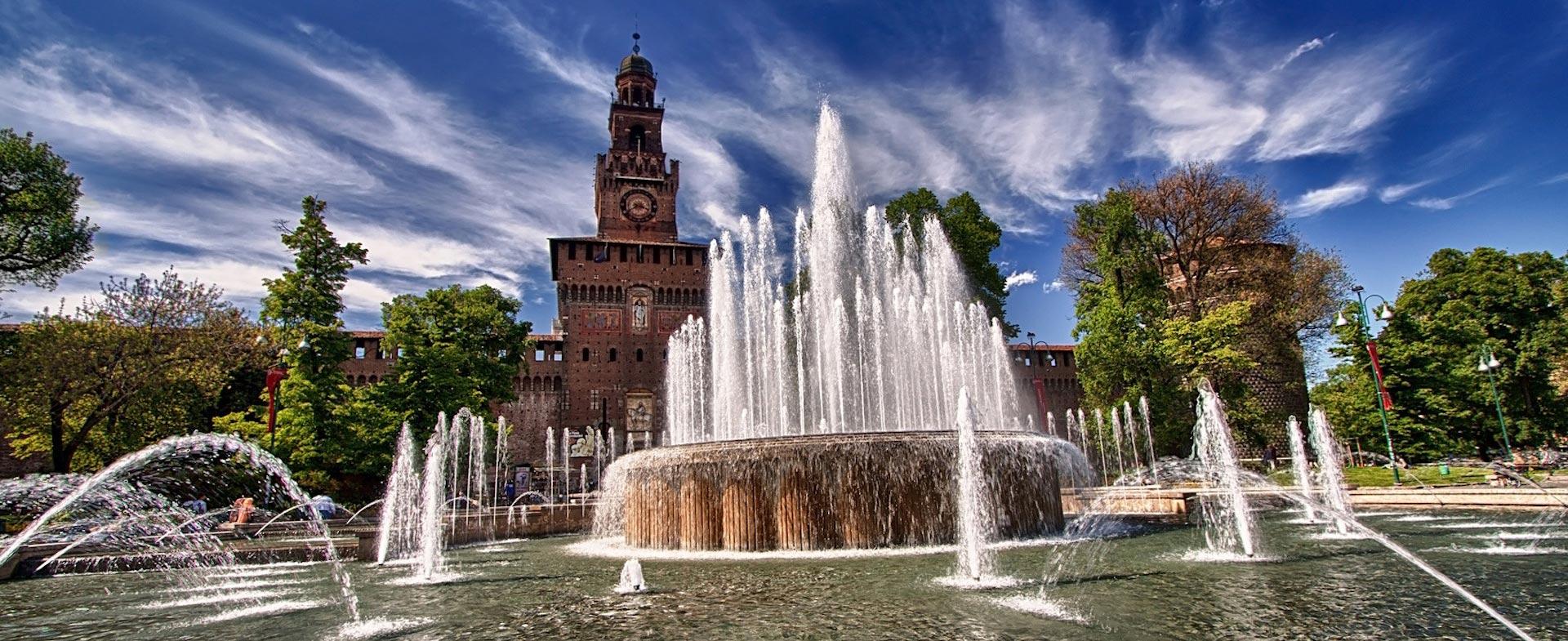 Discovering Milan