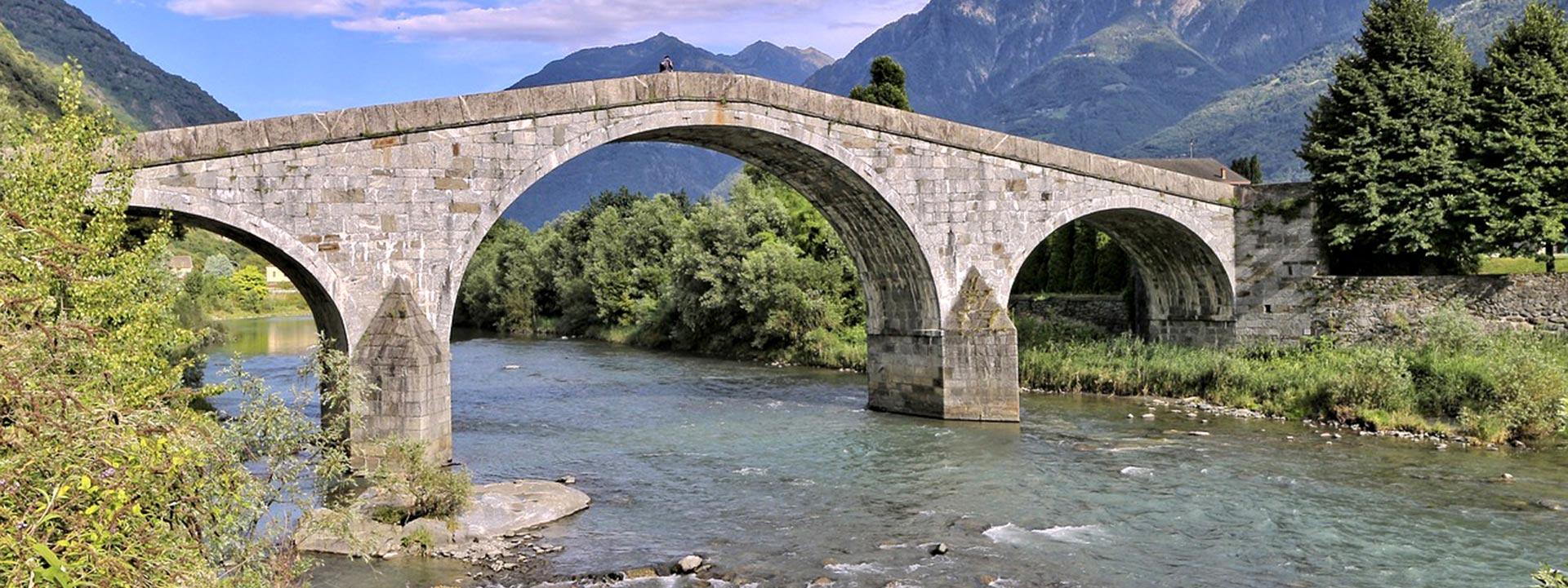 Riding Valtellina